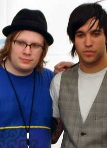 members of fall out boy