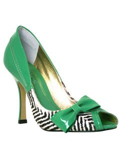 sergio zelcer green heel
