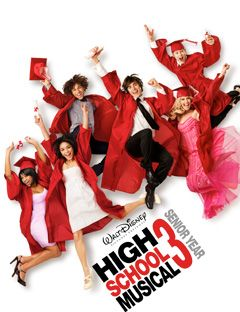 movei poster for hsm3