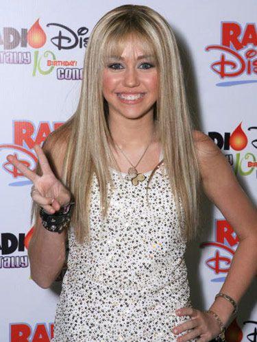 Miley Cyrus — 2006