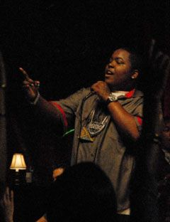 sean kingston performing