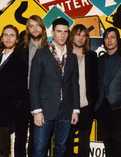 members of maroon 5