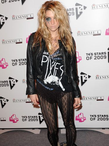 Ke$ha's Wildest Looks