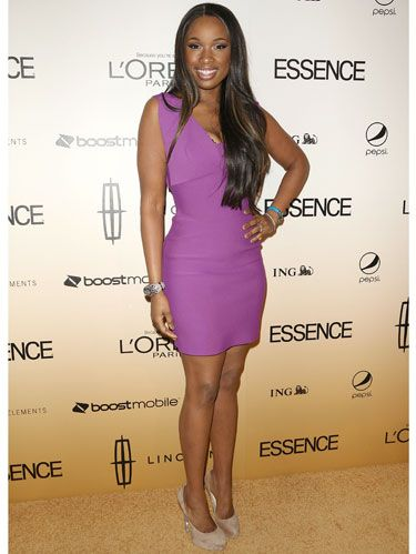 jennifer hudson at esscene awards show