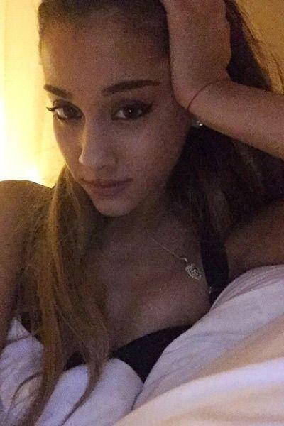 Big Sean Ariana Grande Flirt On Instagram