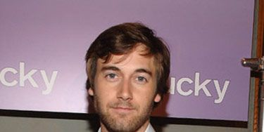 ryan eggold in shirt and tie