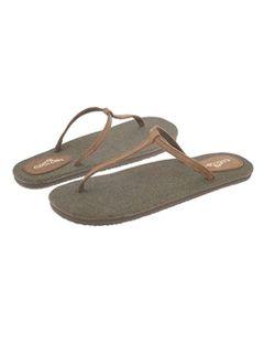 cobian t-strap sandals