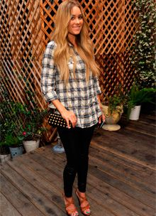 lauren conrad at an event in hollywood