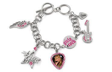 Hannah Guitar Star Bracelet:  $18