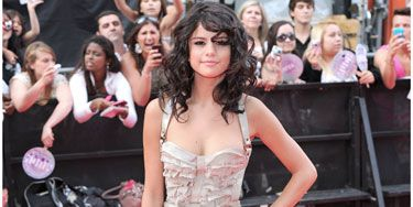 selena gomez at much music awards show