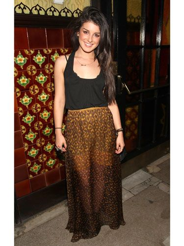 Shenae Grimes for best dressed july