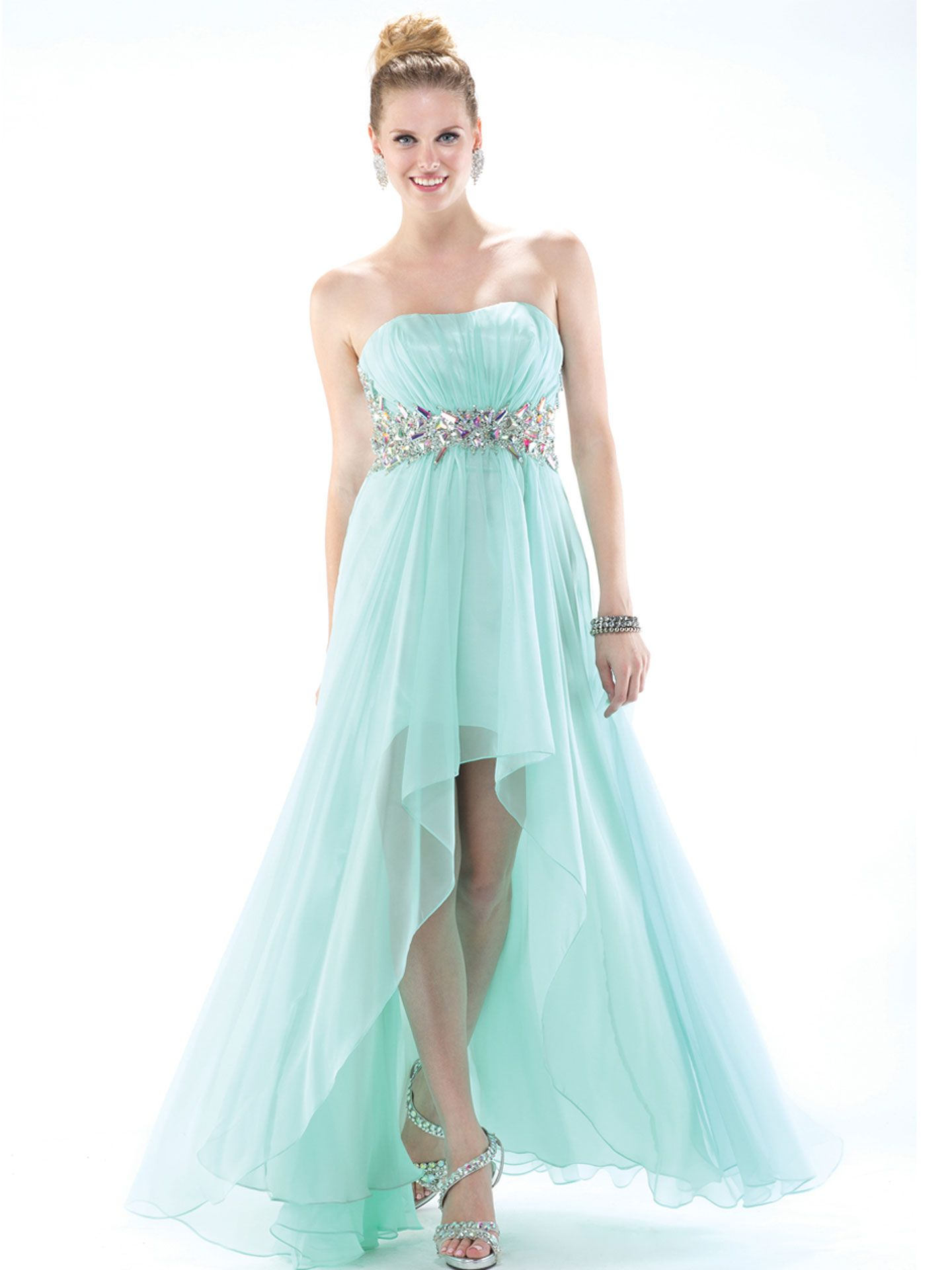 64cf87d856aeb Green Prom Dresses - Prom Dress Trends 2014