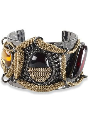 jessica simpson chainmaille cuff