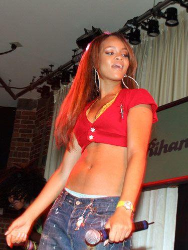 Rihanna — 2005