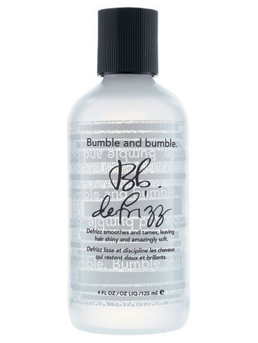 bumble and bumble de frizz product