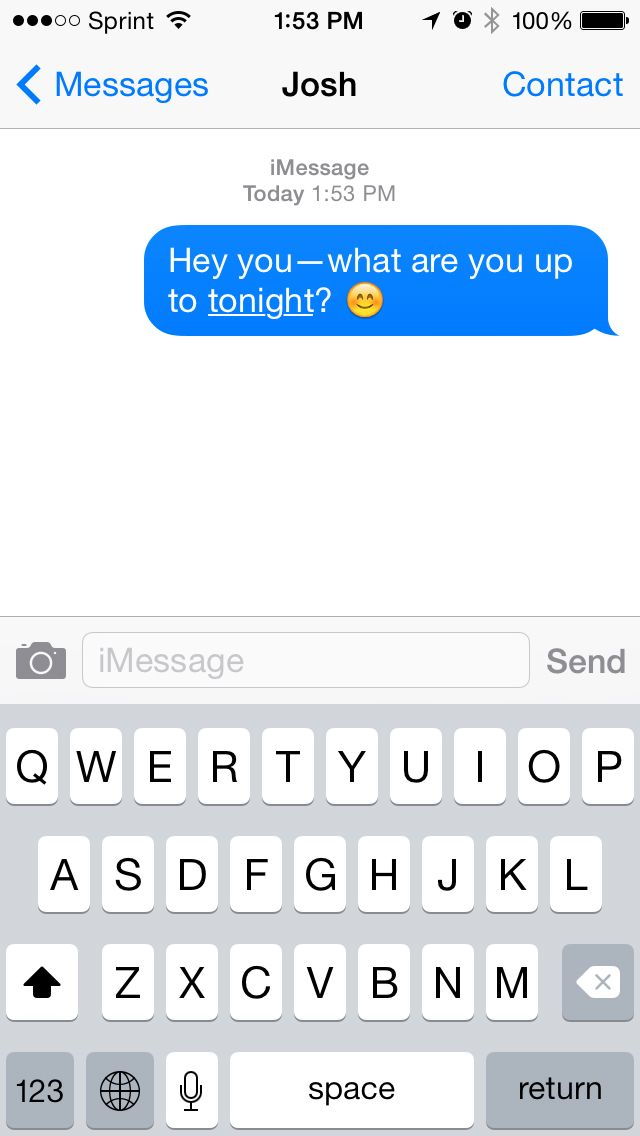 40 Flirty Text Message Ideas - Cute Flirty Texts to Send Your Crush