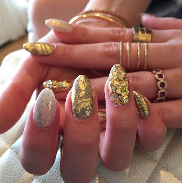 121 best nail designs of 2017 latest nail art trends