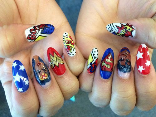 31 Best Nail Designs Of 2018 Latest Nail Art Trends Ideas To Try