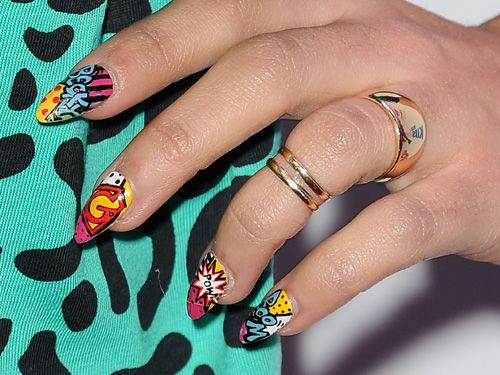 130 Best Nail Designs of 2018 - Latest Nail Art Trends & Ideas