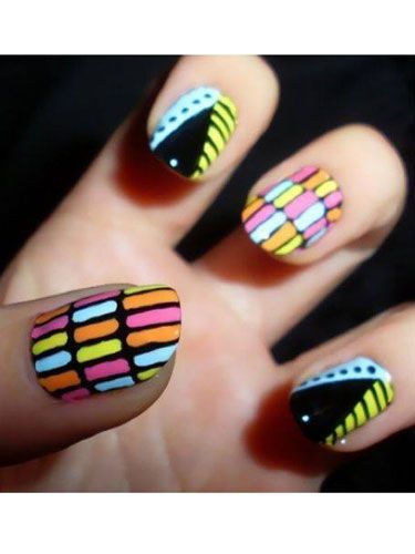 128 best nail designs of 2018 latest nail art trends ideas prinsesfo Choice Image