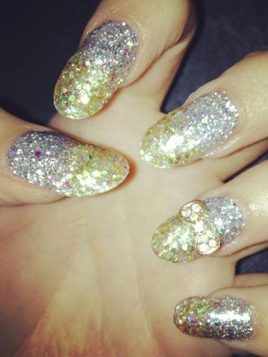 125 best nail designs of 2017 latest nail art trends ideas prinsesfo Image collections