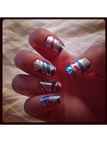 125 best nail designs of 2017 latest nail art trends ideas prinsesfo Choice Image