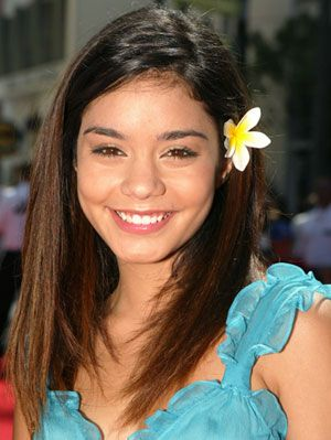 Vanessa Hudgens - July 2004