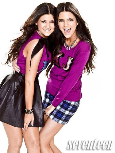 Kendall & Kylie Exclusive Interview