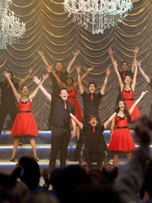 <em>Glee</em>