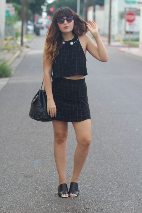 Clothing, Footwear, Brown, Sleeve, Human leg, Shoulder, Shoe, Textile, Photograph, Joint,