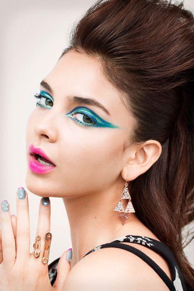 16 Pretty Homecoming Makeup Ideas