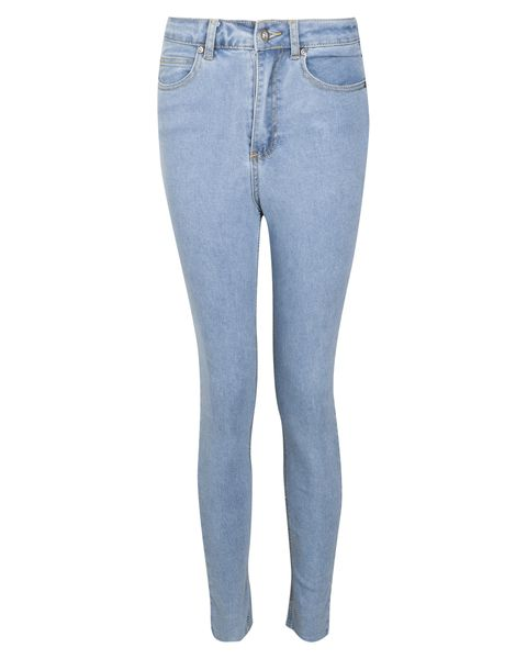 Misguided High Waisted Skinny Jeans