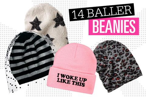 Text, Pink, Pattern, Font, Costume accessory, Headgear, Magenta, Hair accessory, Graphics, Lipstick,