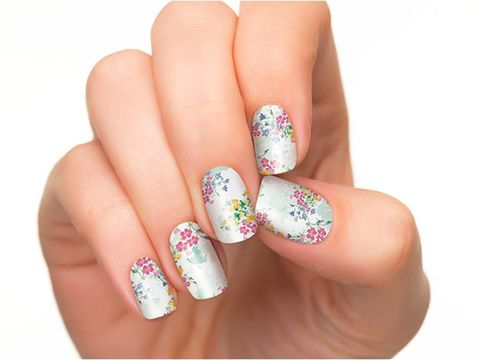 10 Best Nail Stickers Cool Nail Wraps