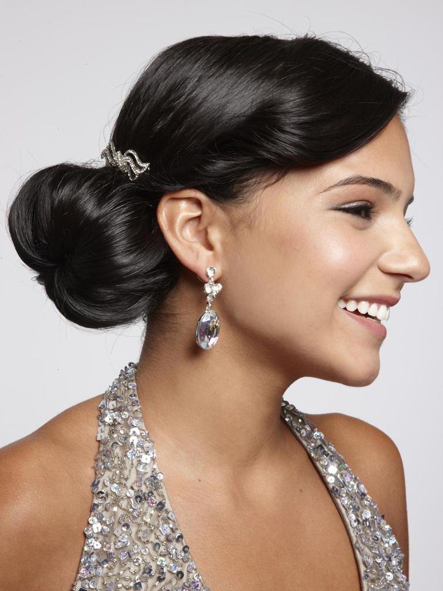 9 chignon hairstyles we love- chignon hair tutorials