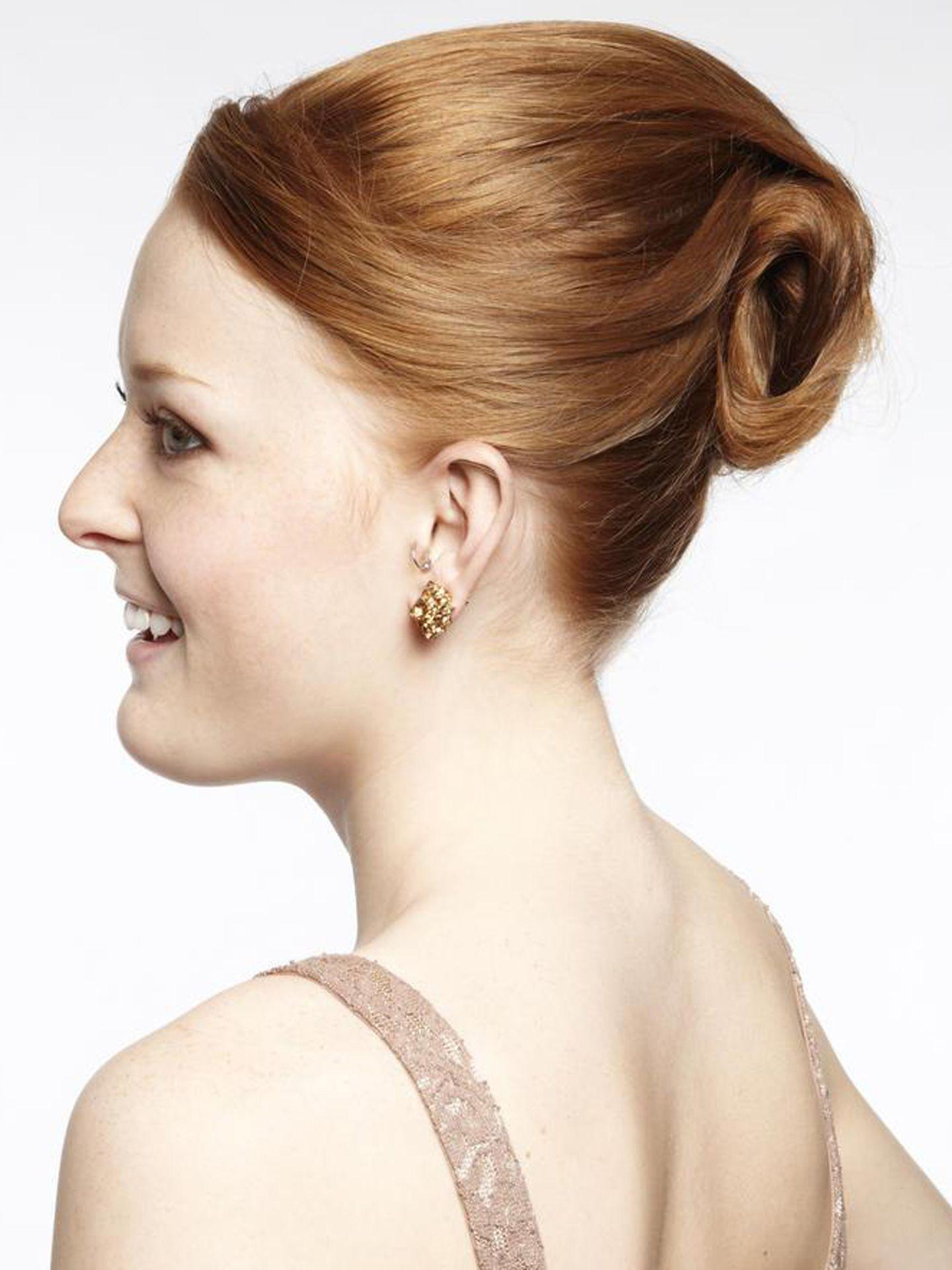 11 Chignon Hairstyles We Love Chignon Hair Tutorials