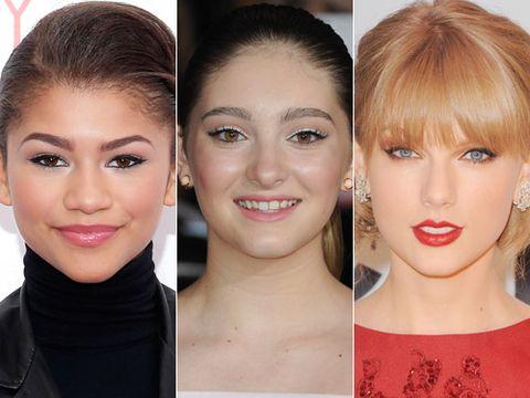 Hair, Smile, Lip, Hairstyle, Skin, Chin, Eyelash, Forehead, Eyebrow, Style,
