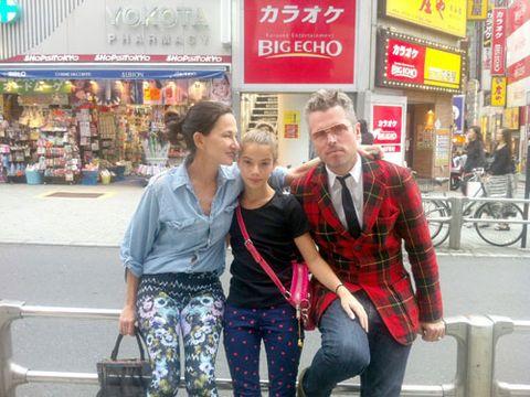 Taking Tokyo