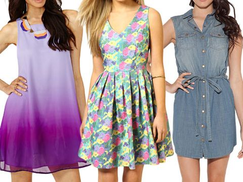 1b0a805d4391 Hot Summer Dresses Under 50 - Inexpensive Summer Dresses