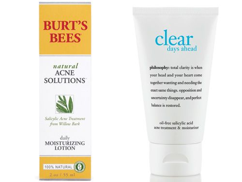acne cream for dry skin