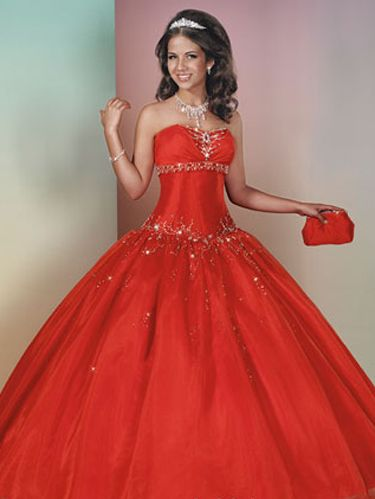 3a8a5d54530 Autumn Colored Quince Dresses - Red