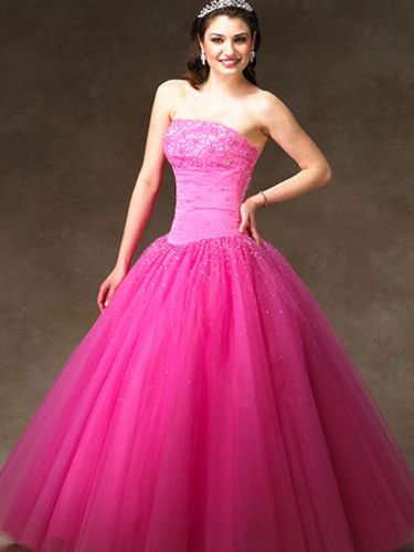 ce51798788b Pink Quinceanera Dresses - Best Pink Quince Dresses