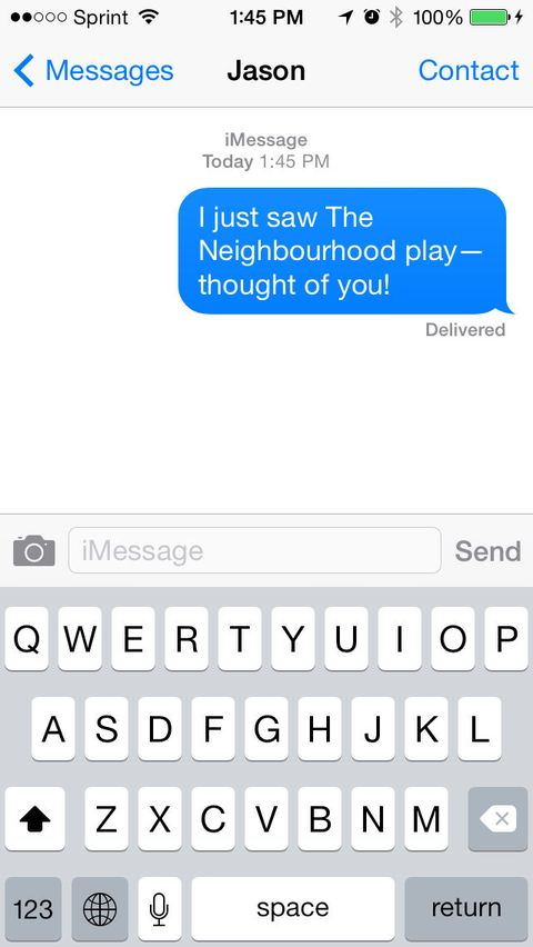40 Flirty Text Message Ideas - Cute Flirty Texts to Send