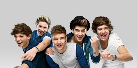 One Direction Quotes - One Direction Interview on Dating and ...