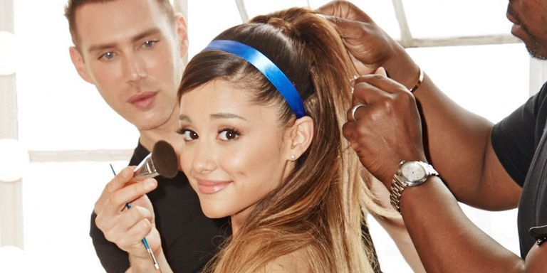 Grande video ariana porn Ariana Grande