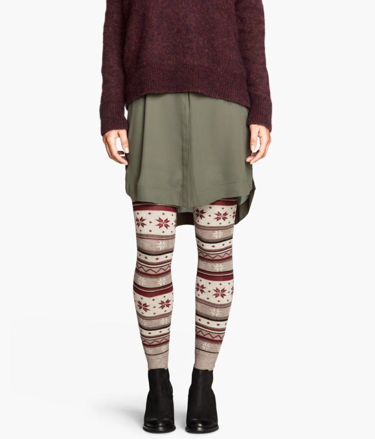 Cool Tights - Printed Leggings
