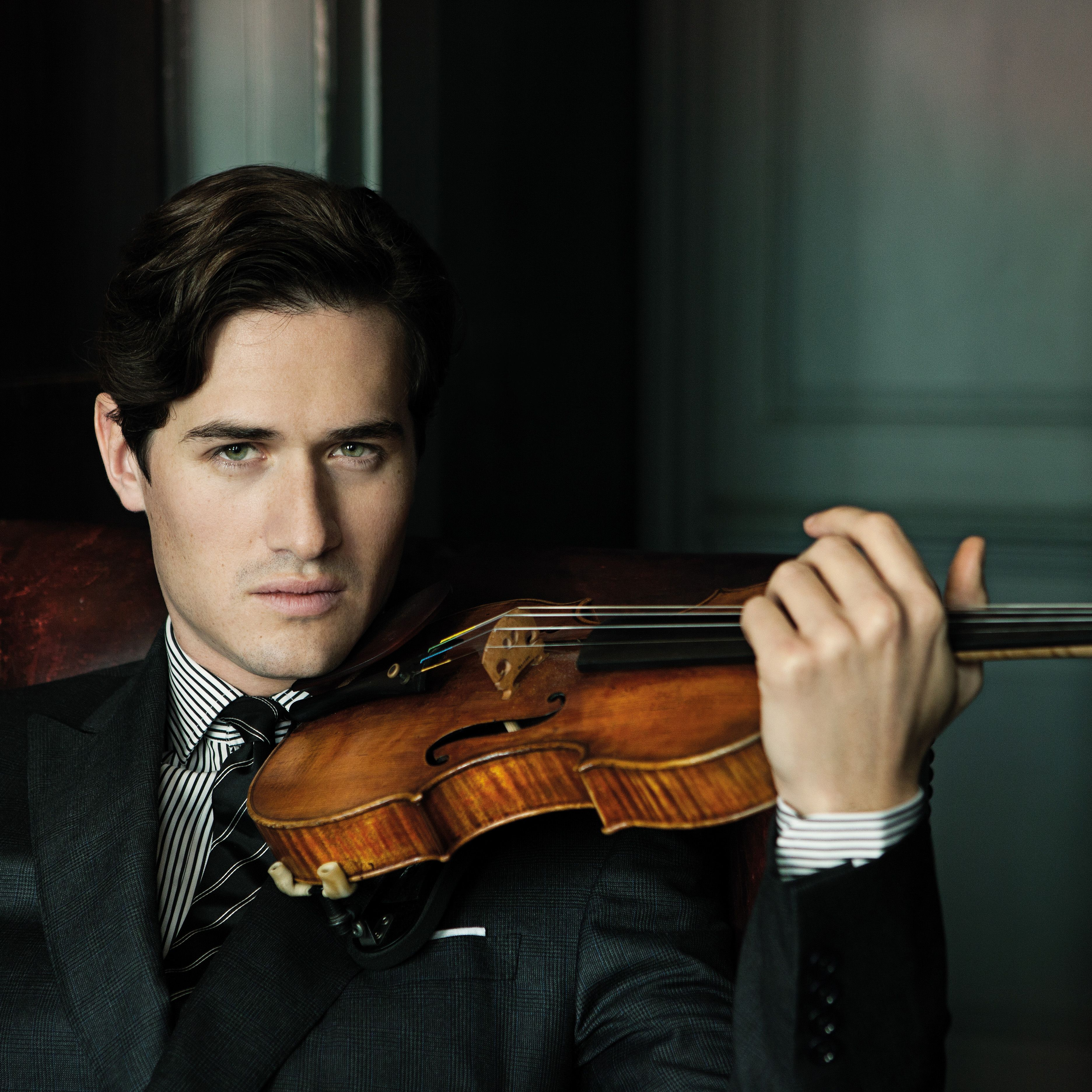 "Charlie Siem apologizes profusely for his delay in calling&#x3B; he has only just arrived in Scot- land after a missed flight. Is the British violinist there for a concert? ""I'm actually going shooting with my sister's husband,"" says the Eton-educated 28-year-old, his accent sleekly posh. ""It sounds quite gentlemanly, doesn't it? Until I get out on the fields with my gun and it becomes a complete mess!"" Siem is much more adept with his violin. Known for his graceful stage presence and romantic sound, he recently toured Europe playing selections from <em>U</em><em>n</em><em>de</em><em>r</em><em> </em><em>th</em><em>e</em><em> </em><em>Sta</em><em>r</em><em>s</em>, his album of orchestral encores. ""With something like the violin, you've got to figure out a unique way of playing that suits you,"" he says. ""It's such a physical thing, and you have to really listen. Your greatest asset as a musician is your ear."" Siem happens to have other assets as well. He has modeled for Dunhill and for an upcoming Hugo Boss campaign, and he appeared in Karl Lagerfeld's book <em>Th</em><em>e</em><em> </em><em>Littl</em><em>e</em><em> </em><em>Bla</em><em>c</em><em>k</em><em> </em><em>J</em><em>a</em><em>c</em><em>k</em><em>e</em><em>t</em><em> </em>at the Kaiser's own request—so, yes, he looks quite nice onstage in his trademark fitted suit. As for life offstage, ""I guess, for me, I haven't met the right person yet,"" he says. ""I always say that if I did, I'd change my life."" Music to our ears. <strong>Rebe</strong><strong>c</strong><strong>c</strong><strong>a</strong><strong> </strong><strong>Milzoff</strong>"
