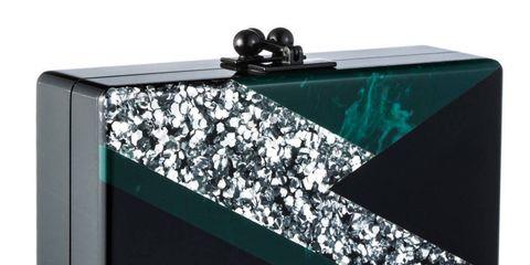Teal, Turquoise, Rectangle, Aqua, Metal, Silver, Natural material, Aluminium, Gemstone, Steel,