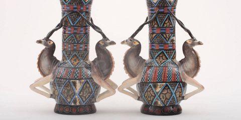 Artifact, Ceramic, Art, Serveware, Pottery, Creative arts, earthenware, Craft, Porcelain, Souvenir,