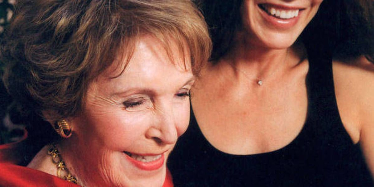 Patti Davis Interview Patti Davis Quotes On Motherhood And Family
